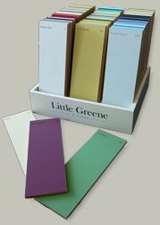 Little Greene Probe Ausstrich